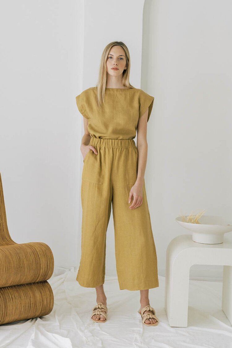 Sustainably Chic   Sustainable Fashion Blog   The Best Eco-Friendly Linen Clothing Brands   Laude the Label.jpg