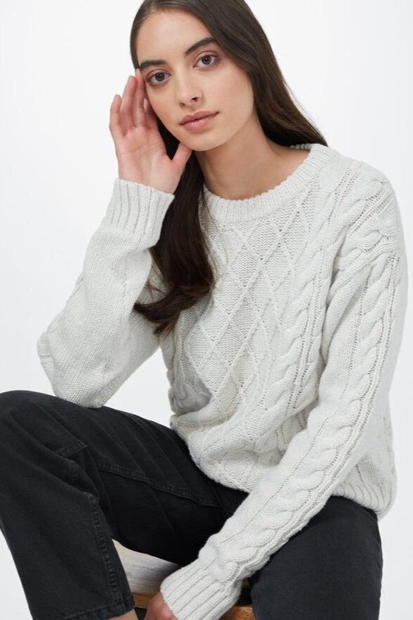 Sustainably Chic | Sustainable Fashion Blog | The Best Sustainable Sweaters | TenTree.jpg
