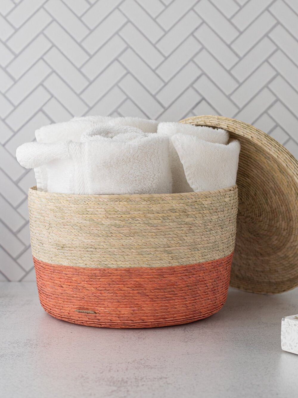 Sustainably Chic | Sustainable Fashion & Lifestyle Blog | The Best Sustainable Baskets for Eco-Friendly Storage | Shades of Green.jpg