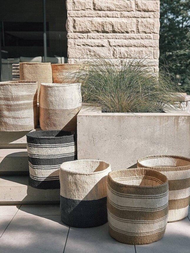 Sustainably Chic | Sustainable Fashion & Lifestyle Blog | The Best Sustainable Baskets for Eco-Friendly Storage | Obakki.jpg