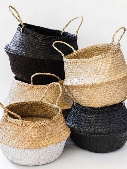 Sustainably Chic | Sustainable Fashion & Lifestyle Blog | The Best Sustainable Baskets for Eco-Friendly Storage | Made Trade.jpg