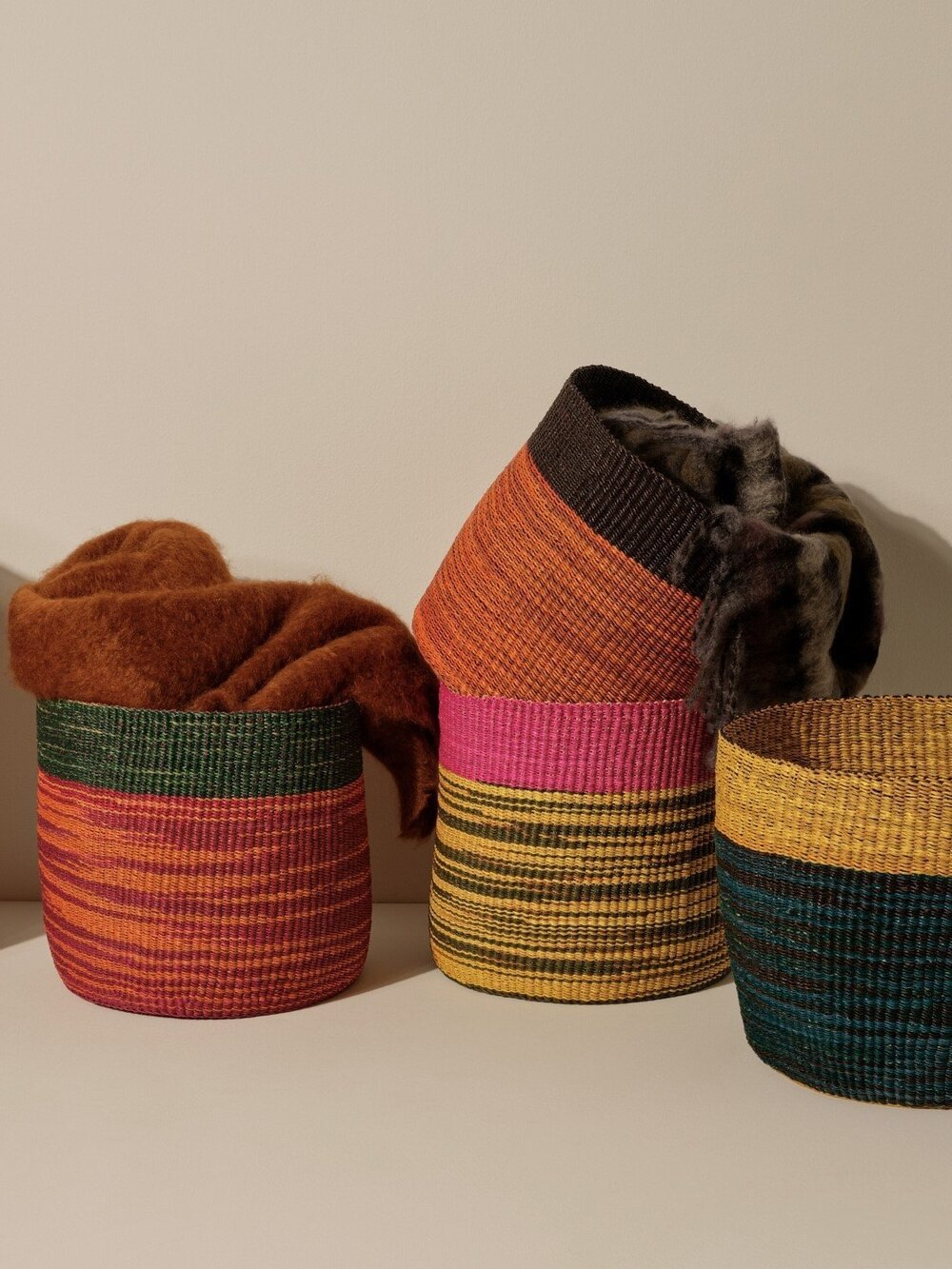 Sustainably Chic | Sustainable Fashion & Lifestyle Blog | The Best Sustainable Baskets for Eco-Friendly Storage | Goodee.jpg