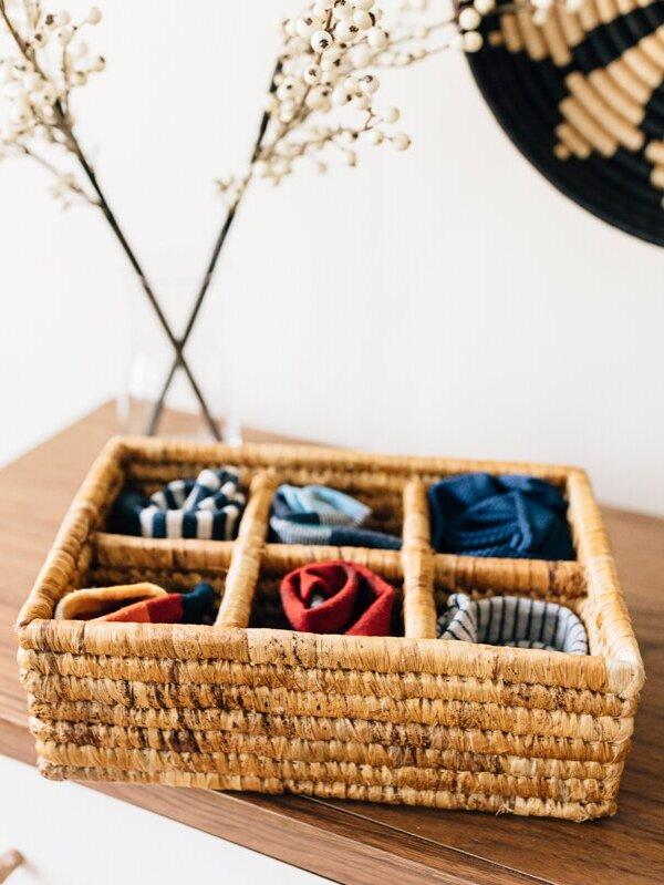 Sustainably Chic | Sustainable Fashion & Lifestyle Blog | The Best Sustainable Baskets for Eco-Friendly Storage | Aziz Life.jpg