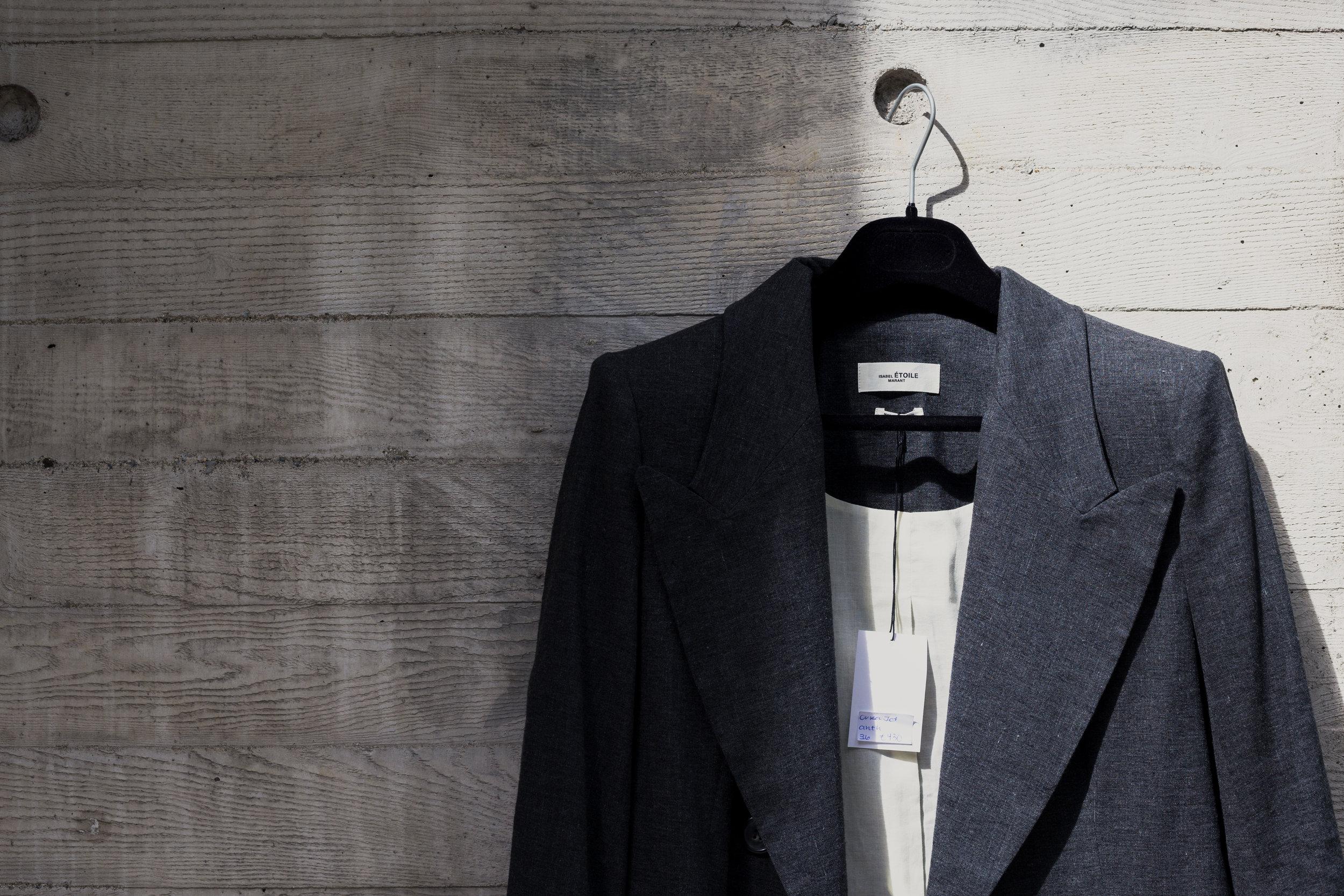 Suit jacket, Etoile, Isabel Marant, from Costume, €430