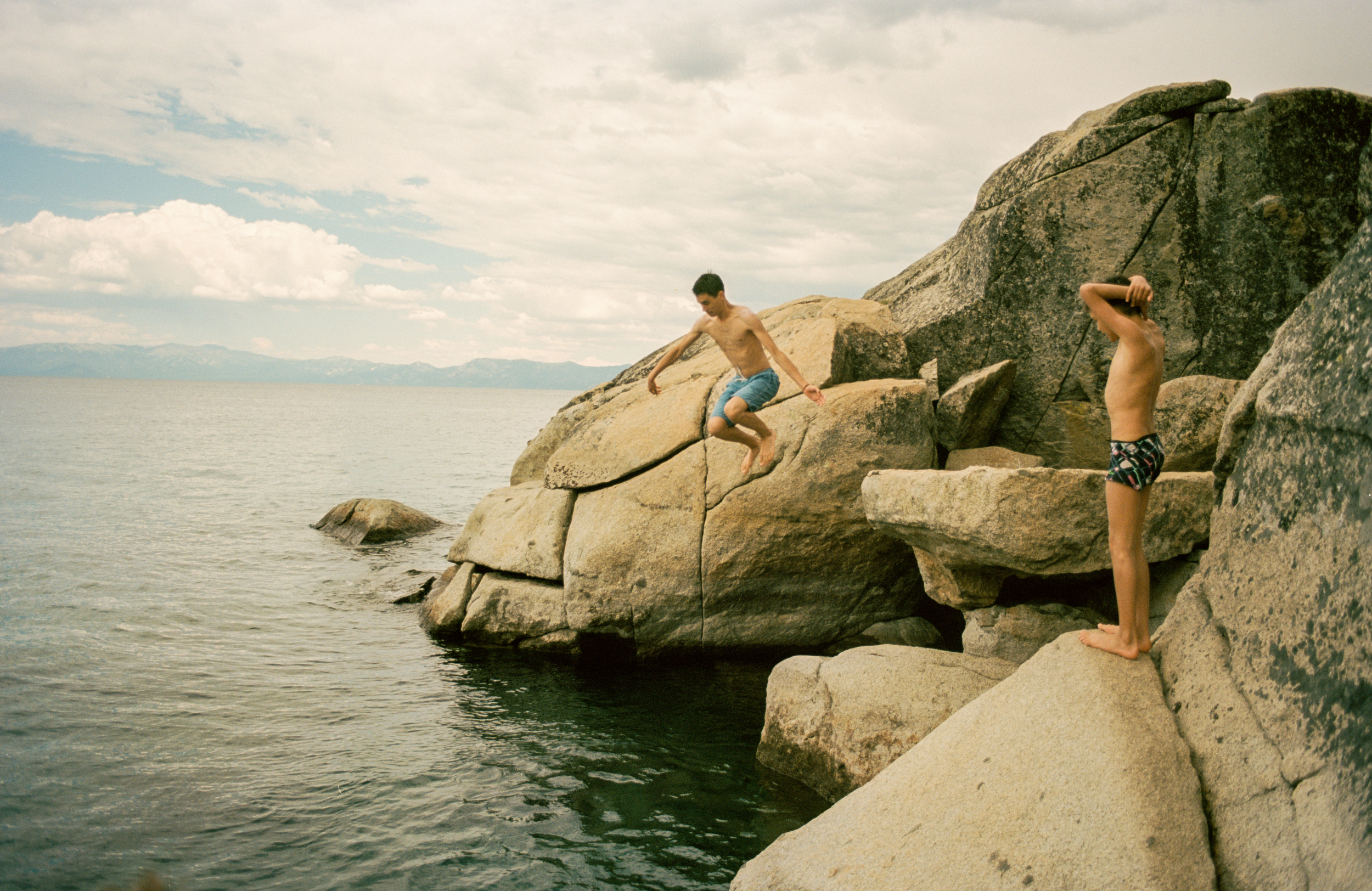 Lake Tahoe, NV / July, 2014