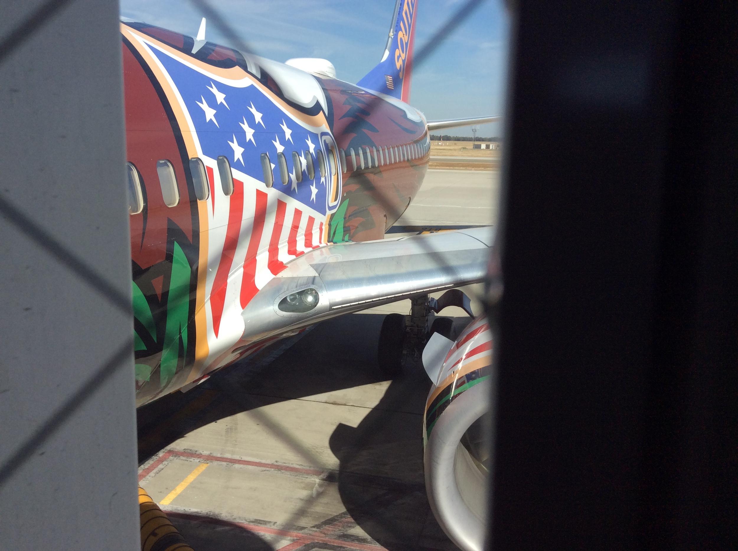 The Southwest Illinois One plane