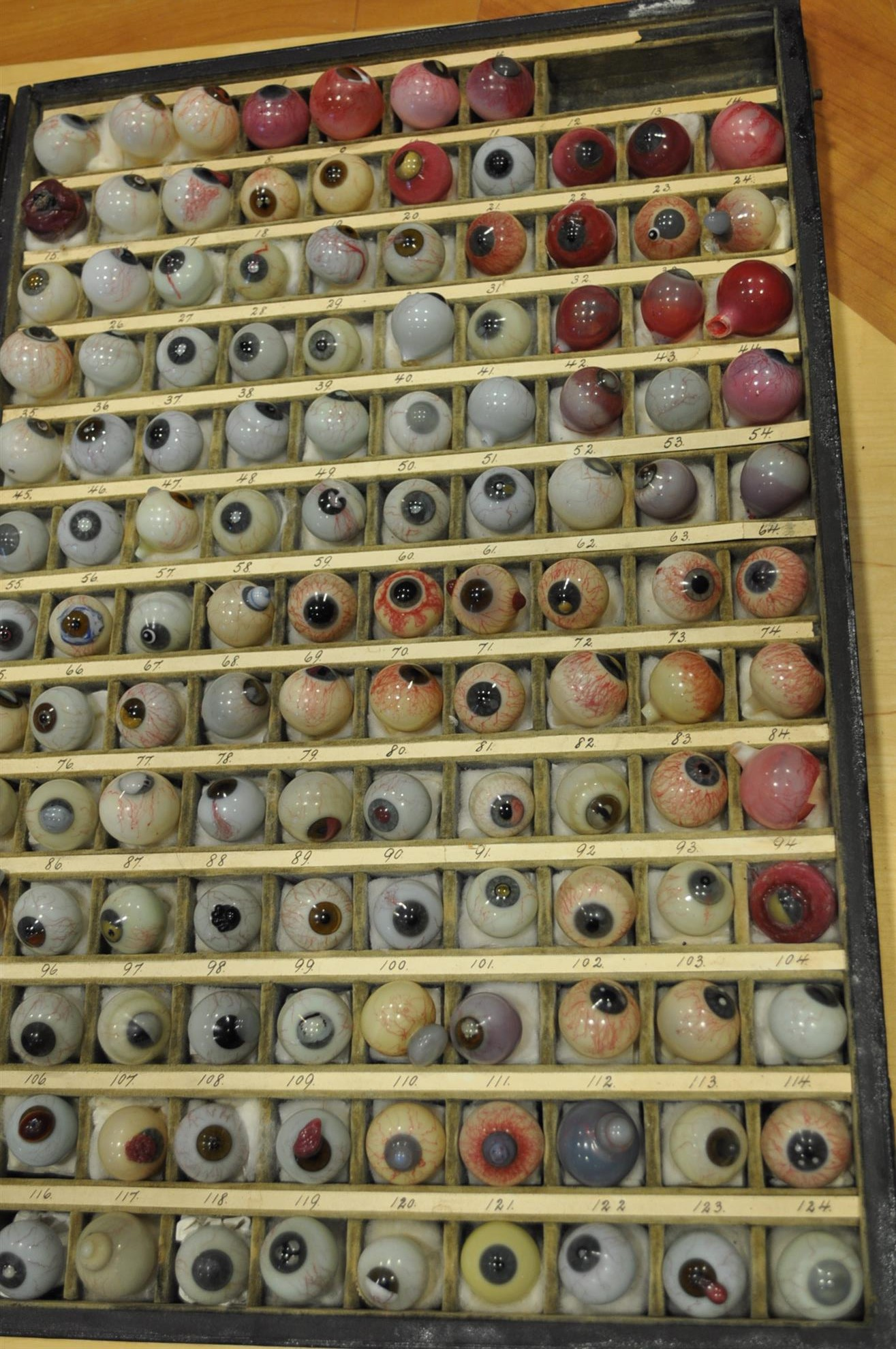 pathological eye kit