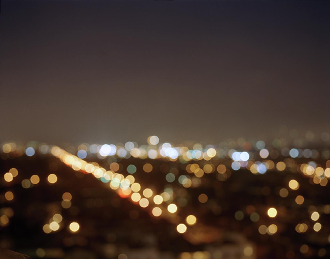 """Bright Lights, Blurry Dreams"", Los Angeles, Ca 2004"