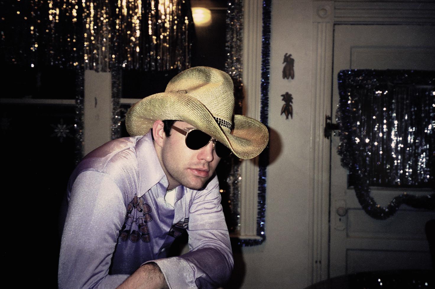 """""""Happy New Year Gayboy"""", Boston, Ma 1998"""