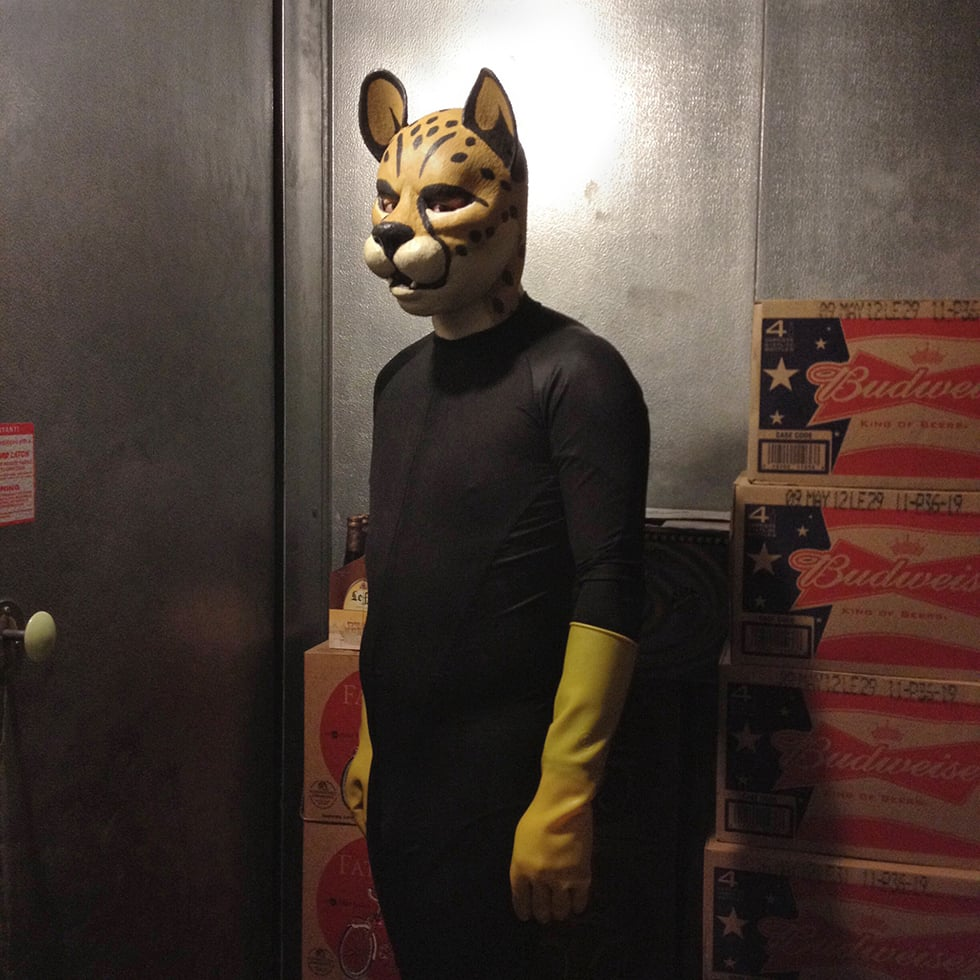 """""""Pussy Cat"""", 2012"""