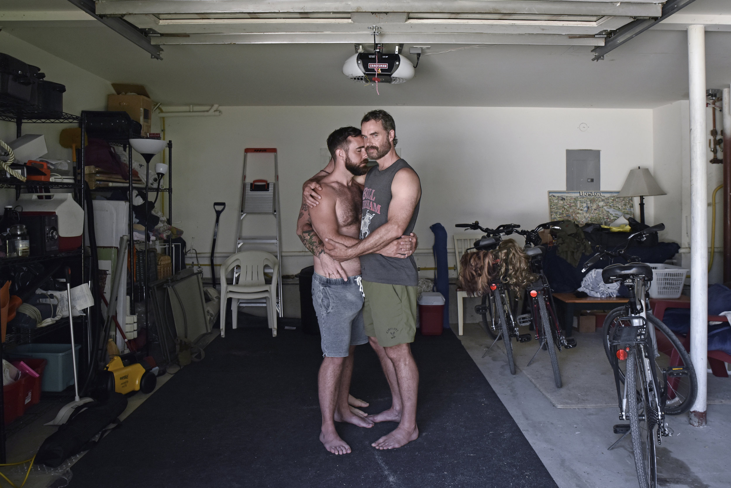 Matthew and Murray, Provincetown, Massachusetts, 2018