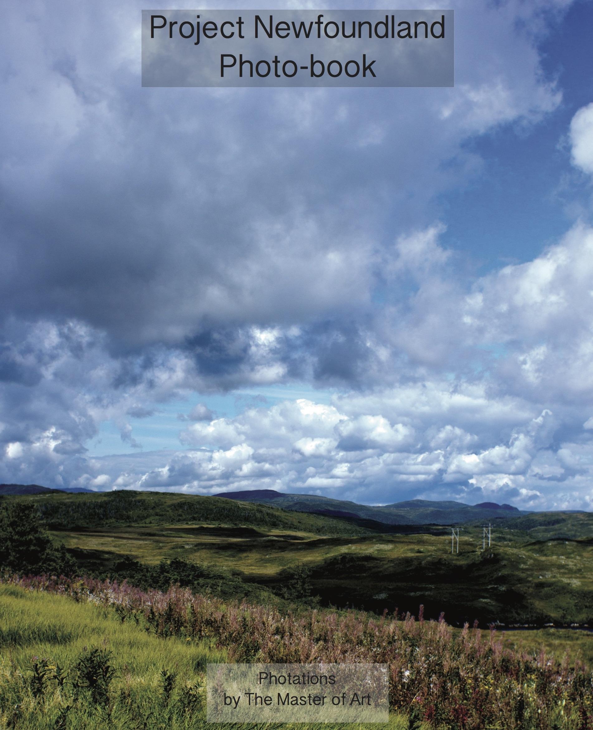 Project Newfoundland Photobook Cover.jpg