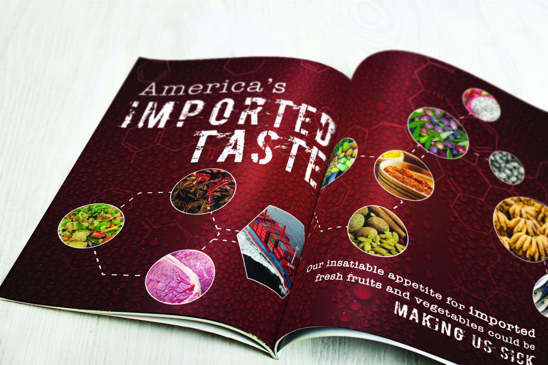 America's Imported Taste