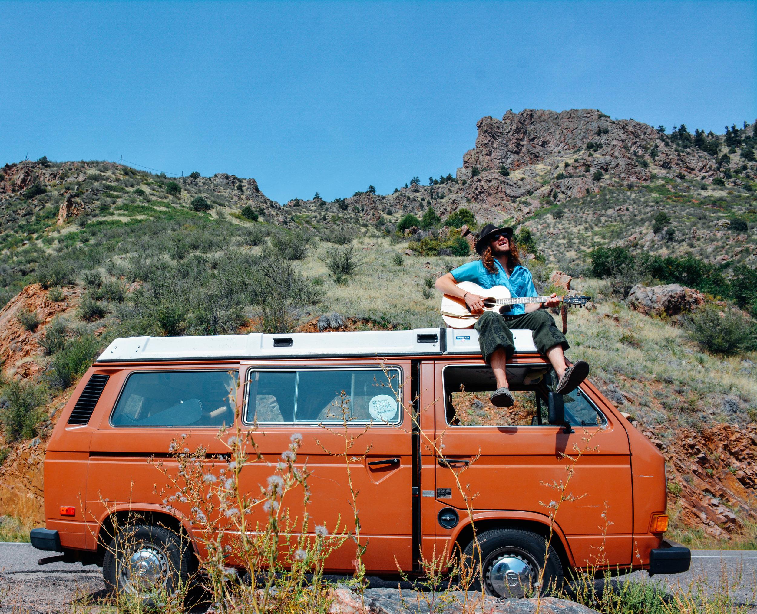 Anthony's 1981 VW Westfalia Vanagon