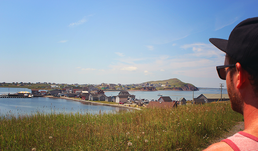 One of our highlights! Magdalen-Islands, Quebec