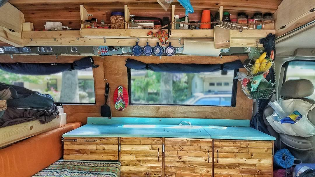 Vanlife insights & a detailed Van Conversion with Jayme