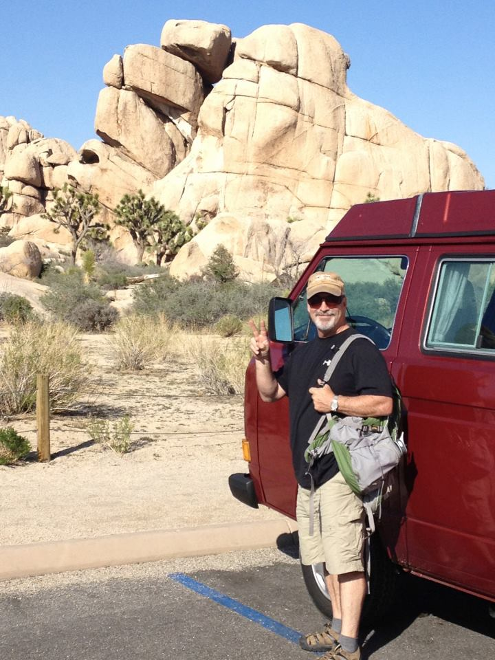 David now owns a 1987 Westy and uses it mostly for fly fishing trips. His Westy is his Big White 2.0.