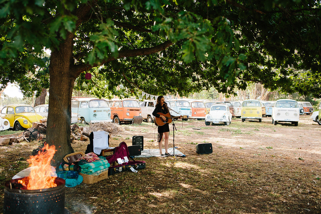 The Hire A Kombi Property from a previous live music session