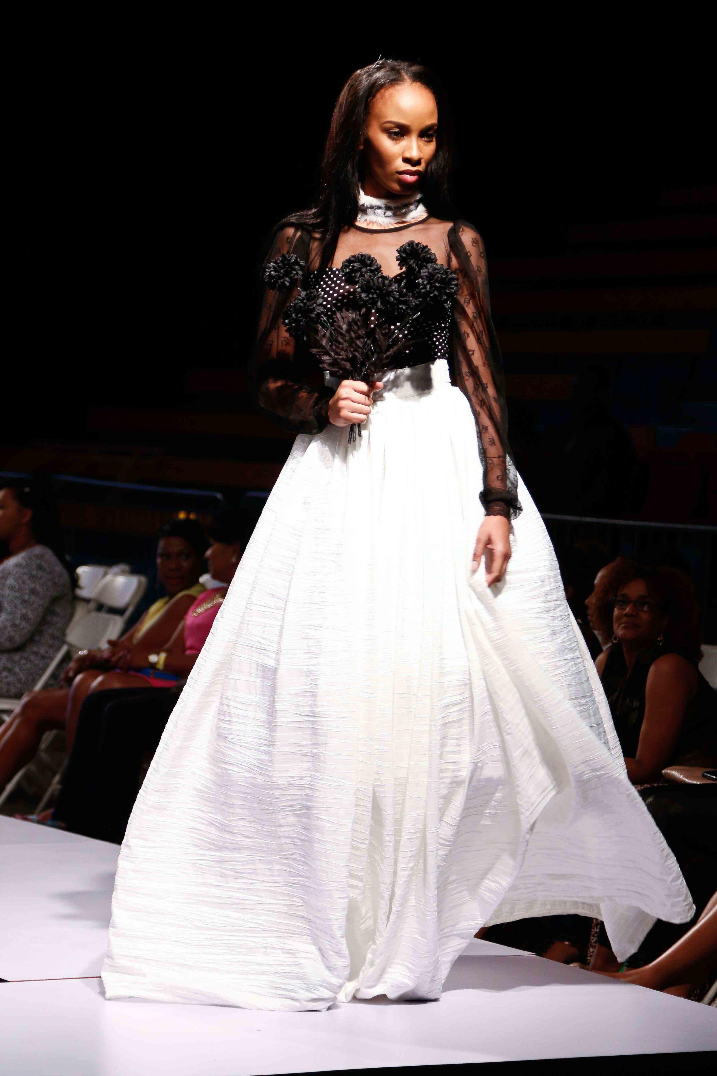 Krystel Markos - Caribbean Fashion Week 2015