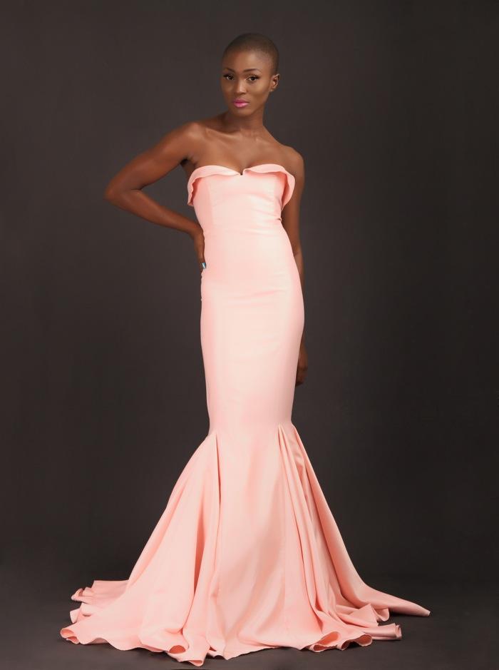 Designer: Wana Sambo / Model & MUA: Eva Alordiah / Photographer:Sunmisola Olorunnisola / Styling:Moashy Styling