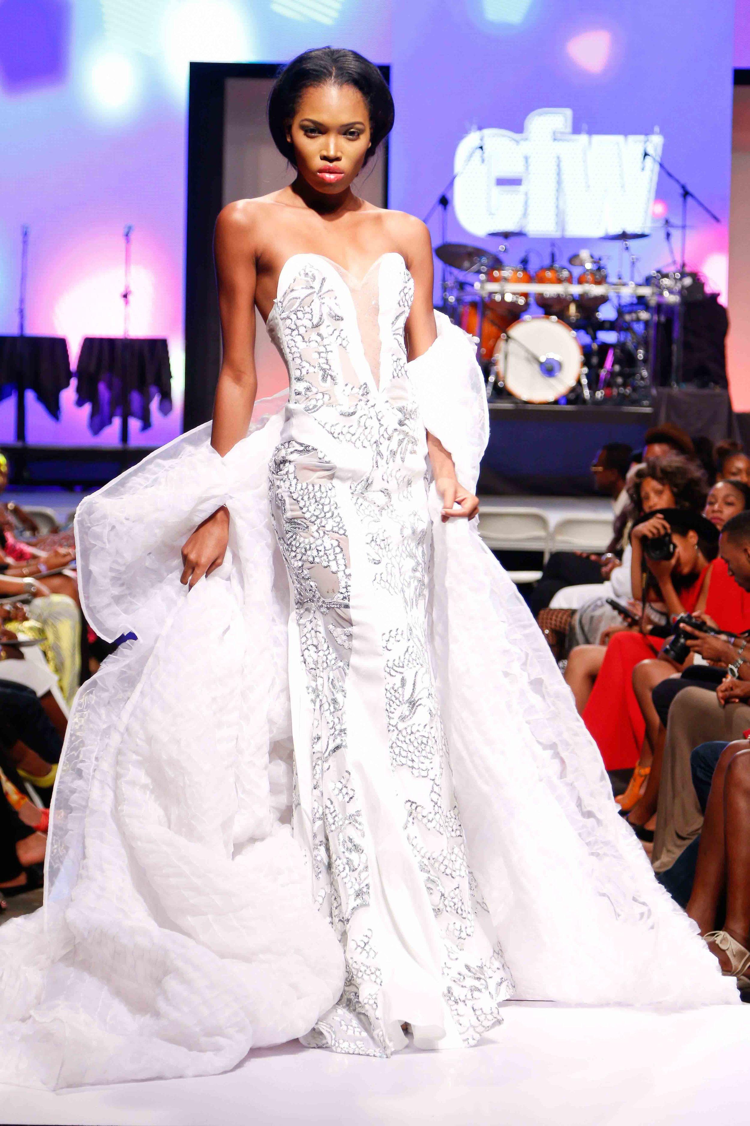 Uzuri - Caribbean Fashion Week 2015