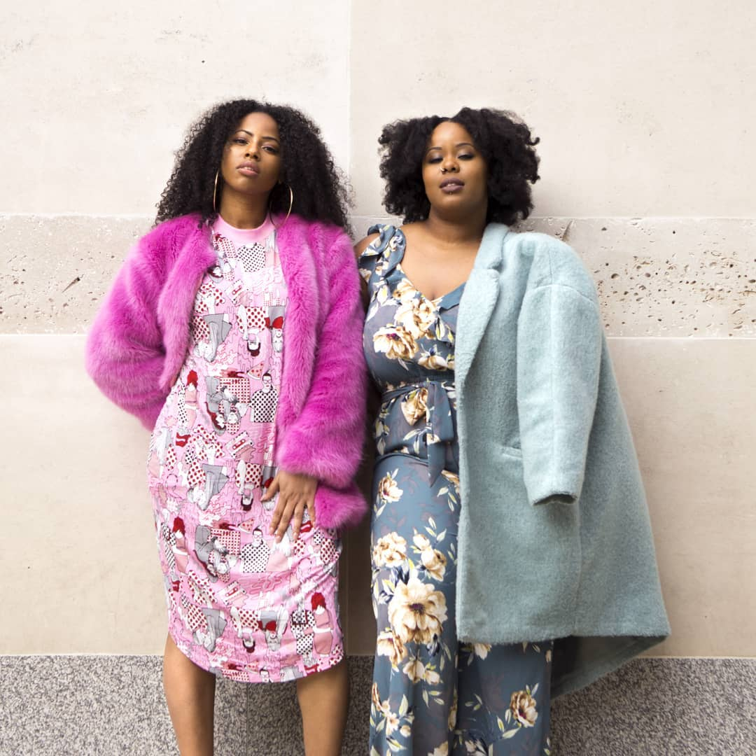 Jay-Ann Lopes & Trina Charles - Jay and Trina are the duo behind the popular brand CURLture — a platform seeking to empower black women from natural hair to supporting black endeavours and are also co-authors of KINK. Get familiar with the duo on their website; follow them and Instagram and check our their content on YouTube.