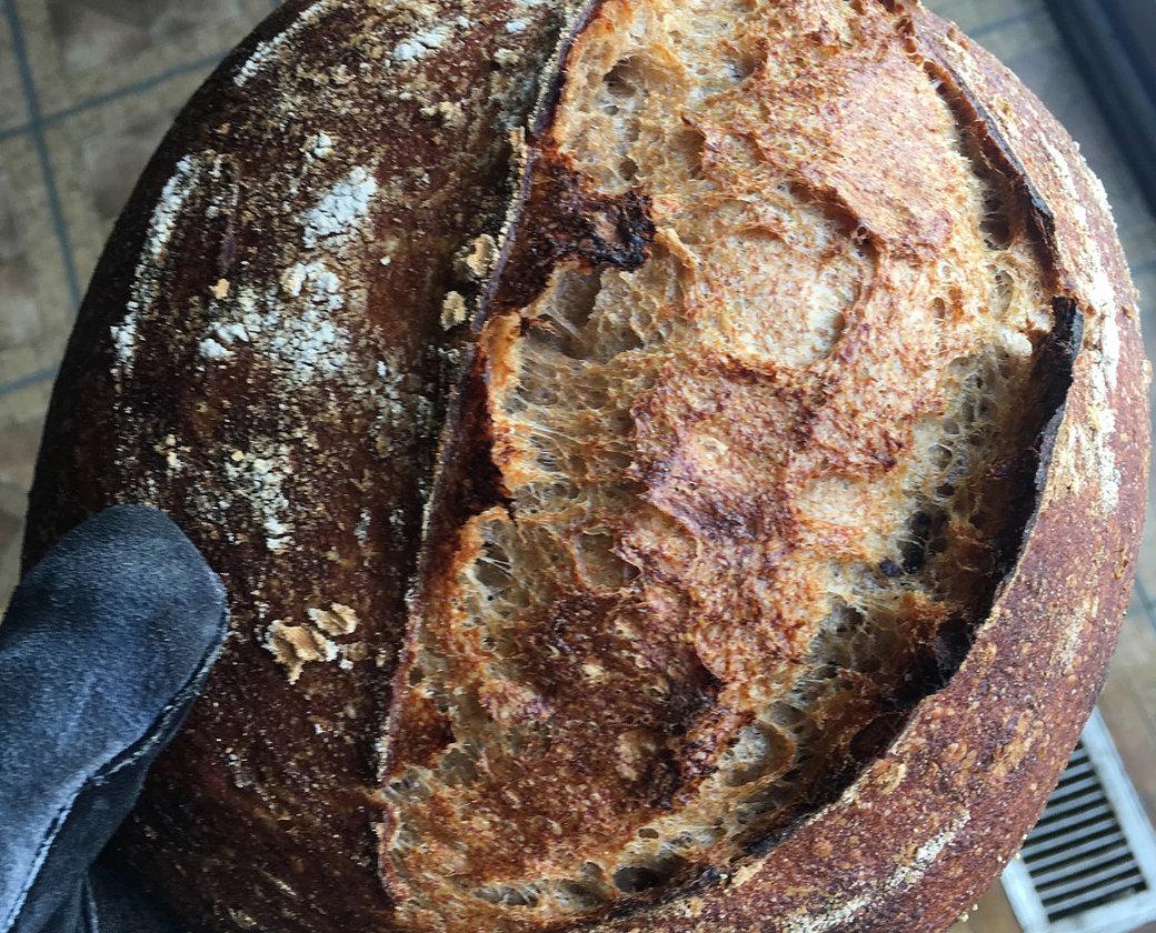 Max Leonard Bread