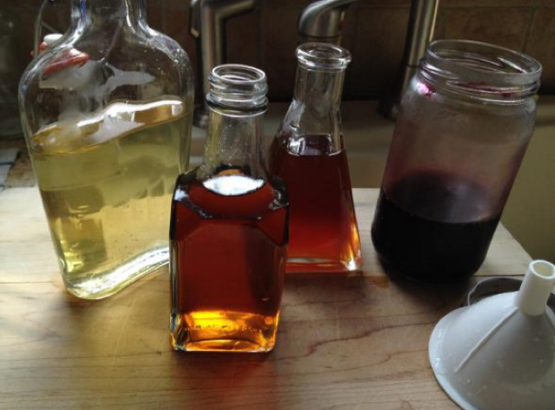 Raise the flavor profile of your craft cocktails with fresh, wild edible syrups
