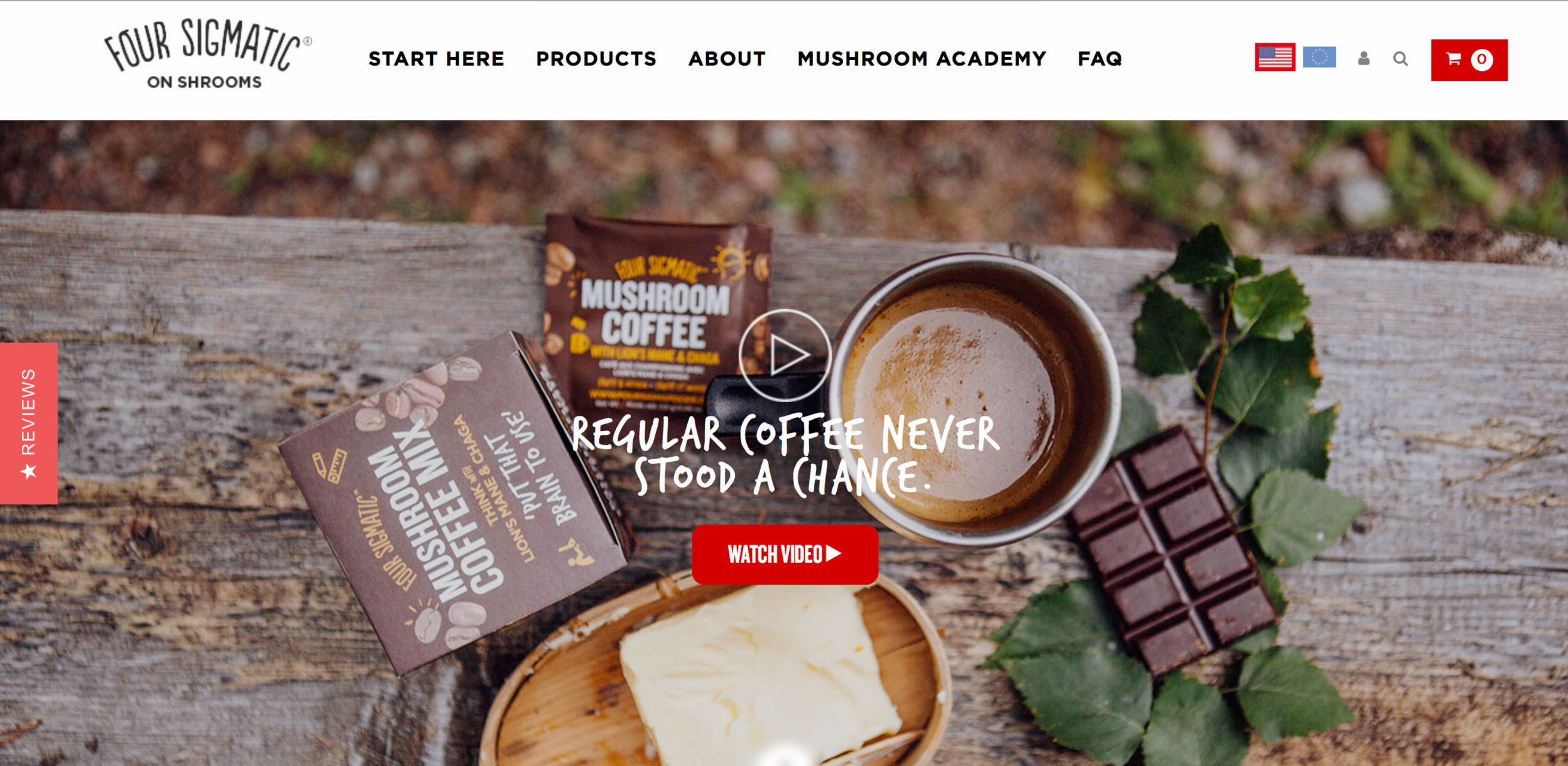 T  he    FourSigmatic    homepage