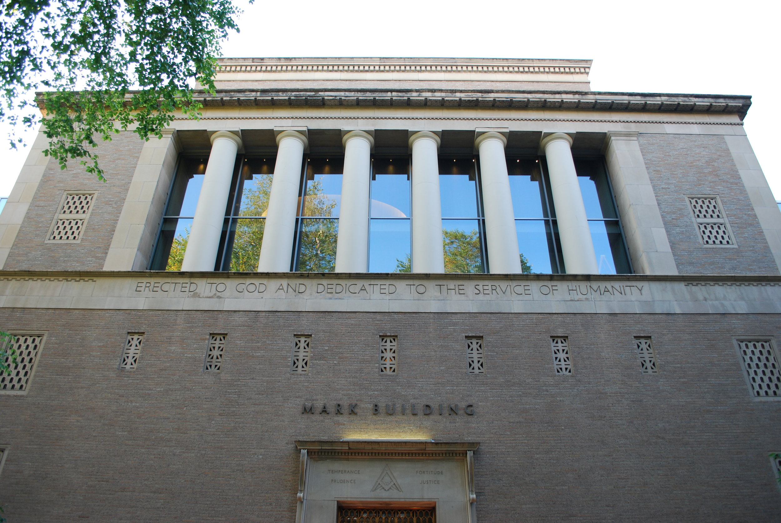 the mark building