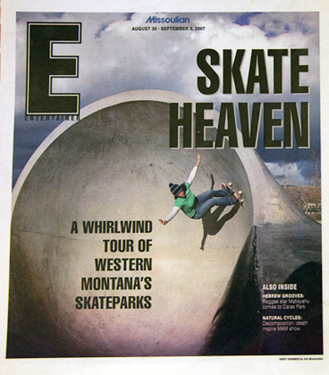 Entertainer Weekly Newspaper