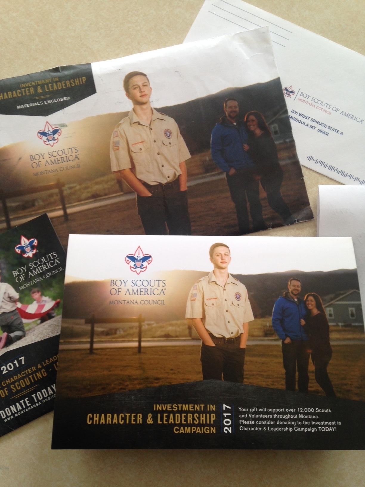 MT Council of Boy Scouts