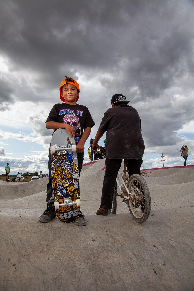 Wolf Point Skatepark