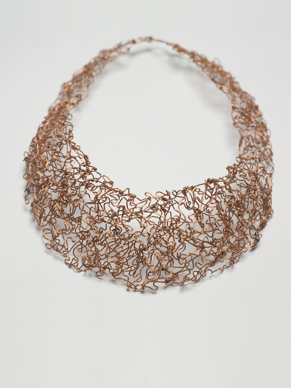 Leizu Copper Collar