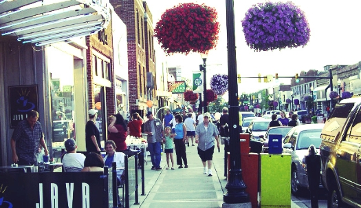 Downtown Ferndale Small Business Loans