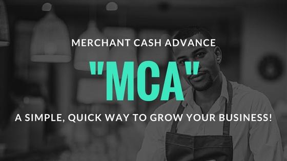 Merchant Cash Advance To Grow Your Business