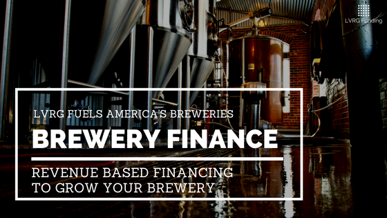 Don't let poor credit hold you back from growing your brewery. LVRG provides brewery financing options regardless of credit!