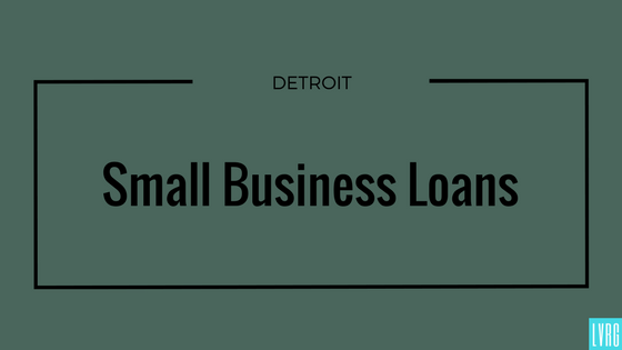 Getting a small business loan in Detroit has never been easier. Well, depending on where you look... LVRG fuels Detroit small business, becuase we are one!