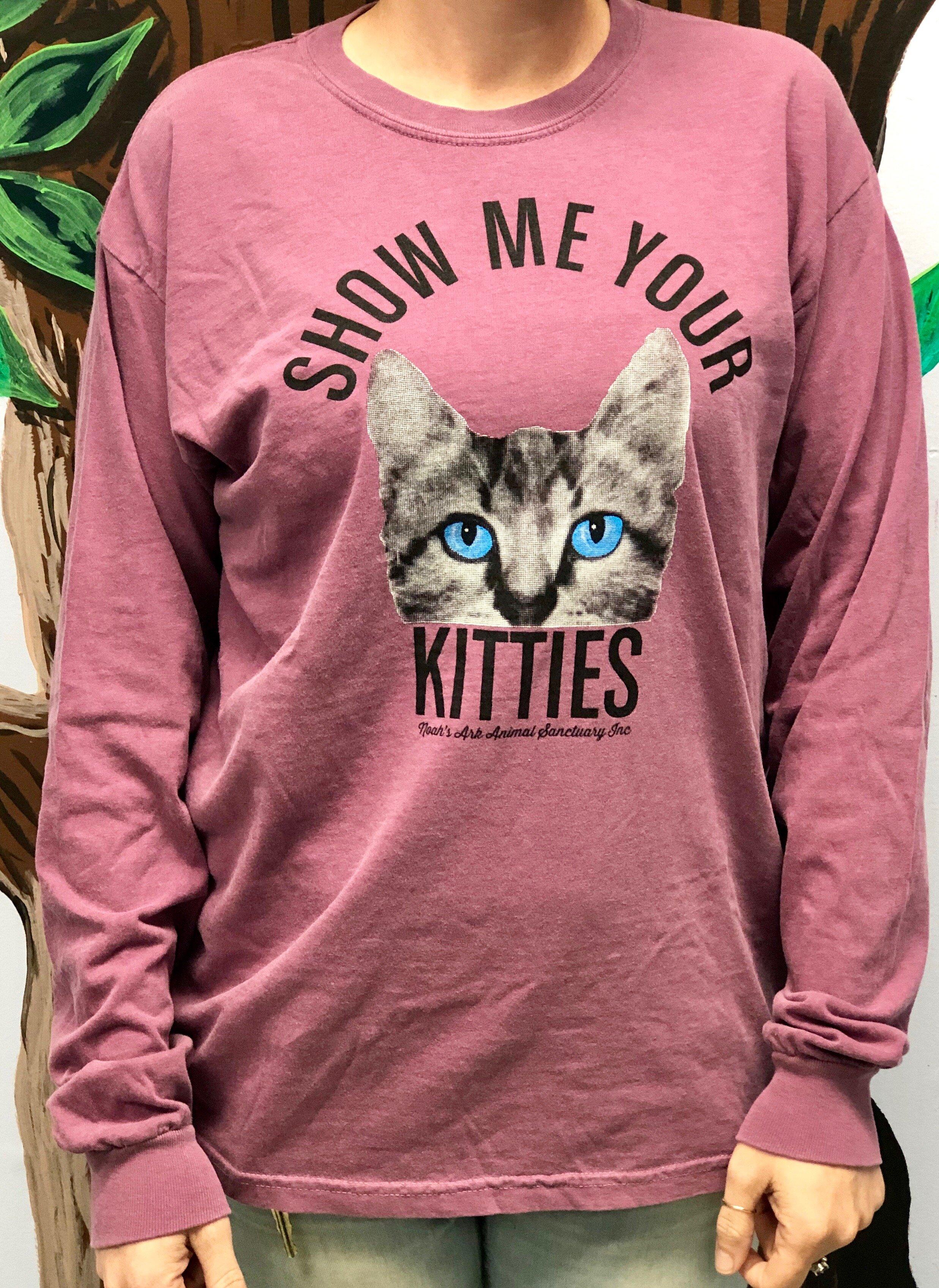 Kitties Long Sleeve