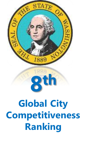 Washington State 8th in Global Competitivenes