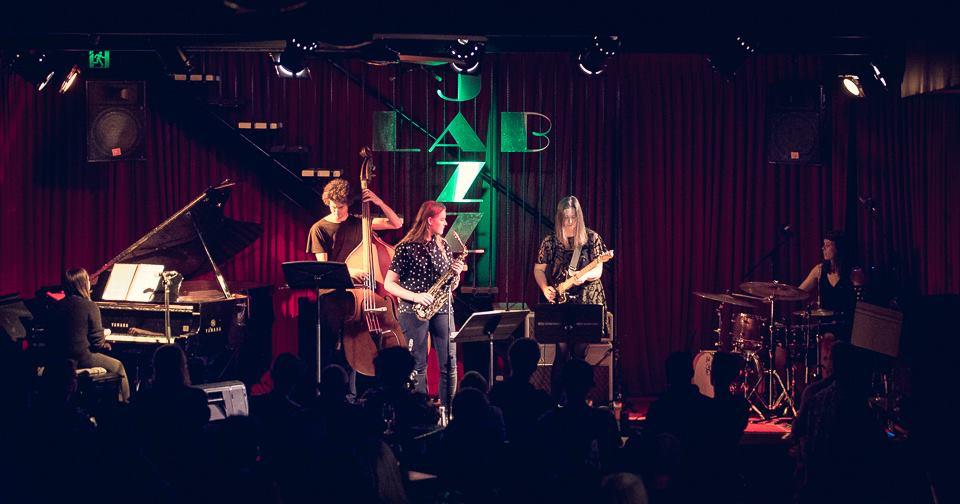 Girls Do Jazz VCA