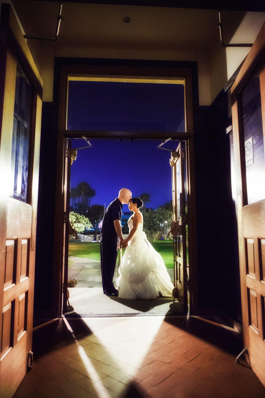 Redondo Beach Historic Library Wedding | Stephen Grant Photography