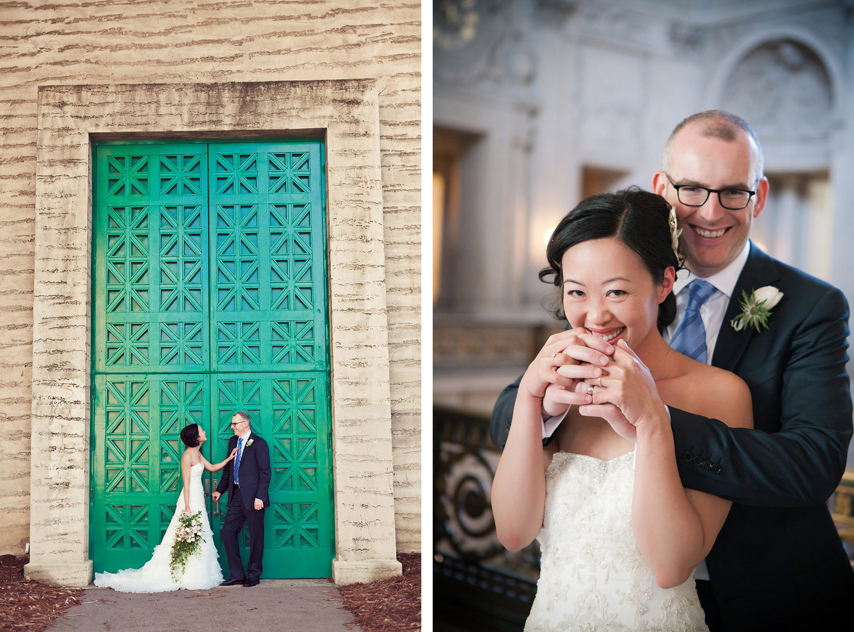 San Francisco City Hall Wedding | Stephen Grant Photography