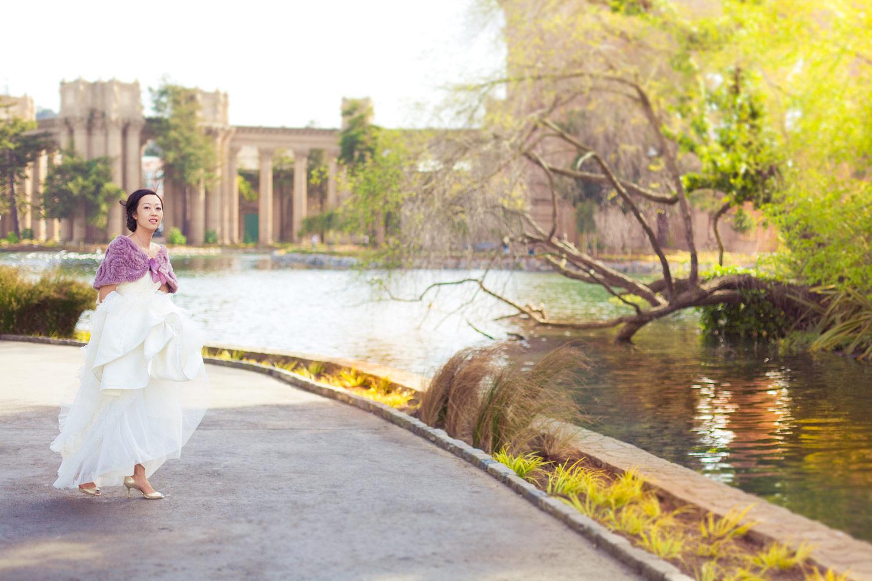 Palace Of Fine Arts Wedding | Stephen Grant Photography