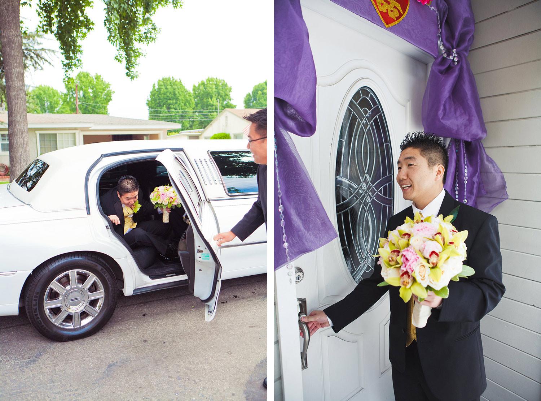 Chinese Wedding Door Games | Stephen Grant Photography