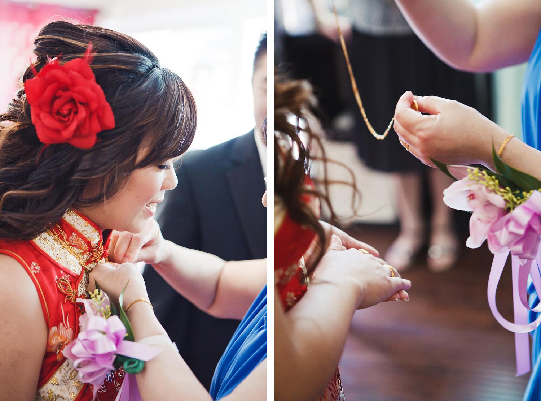 Chinese Wedding Tea Ceremony | Stephen Grant Photography
