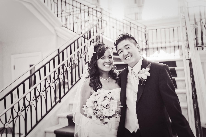 San Gabriel Hilton Wedding | Stephen Grant Photography