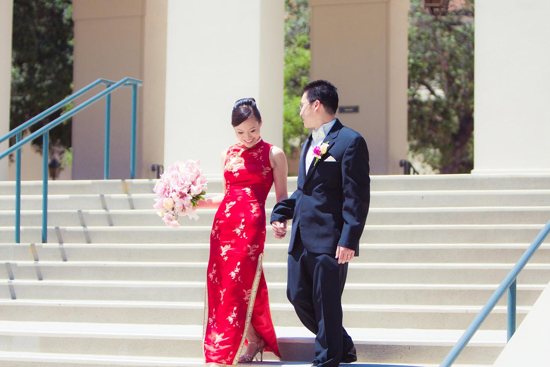 Pasadena City Hall Wedding | Stephen Grant Photography