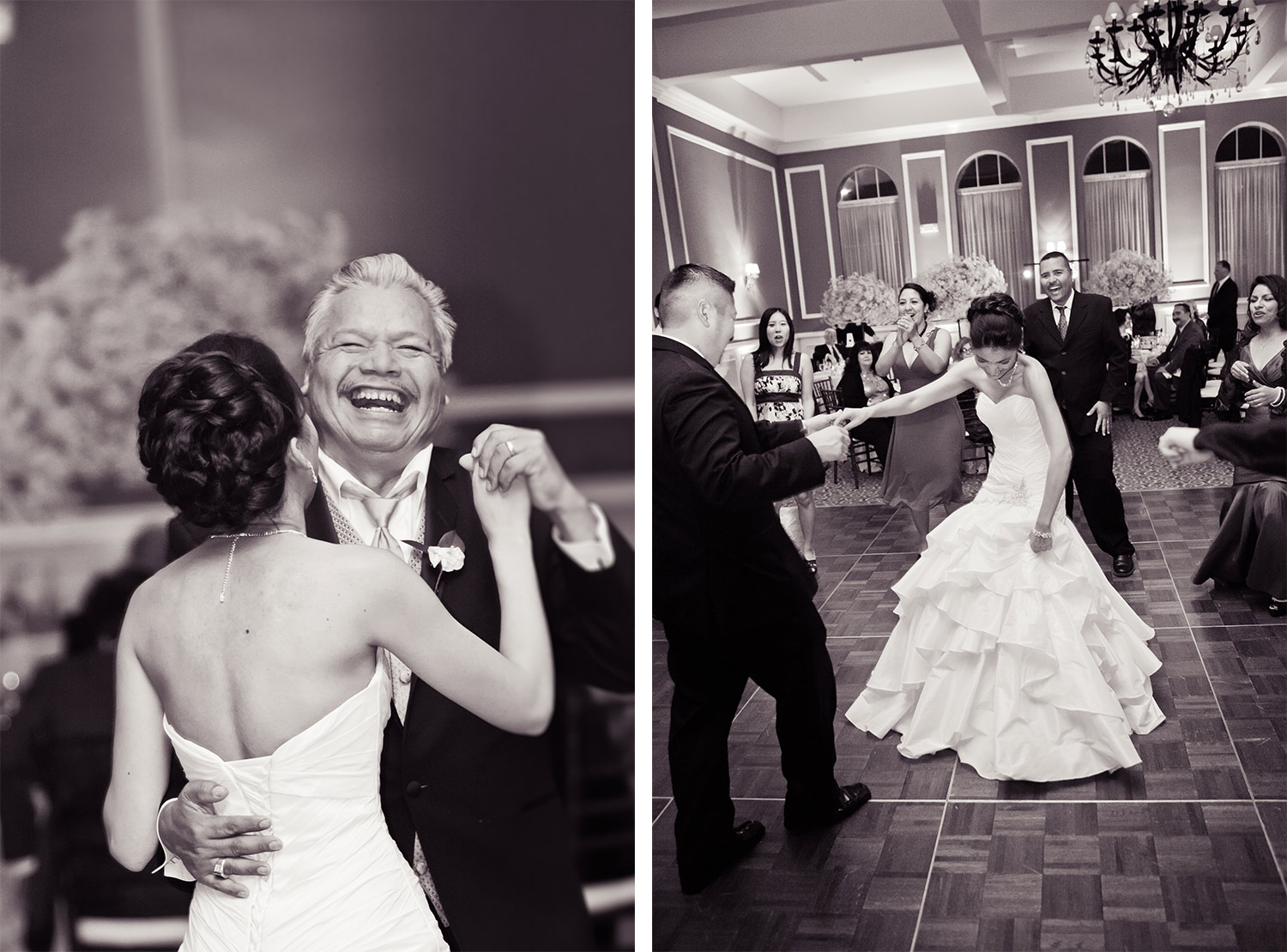 Betty Reckas Cultural Center Wedding | Stephen Grant Photography