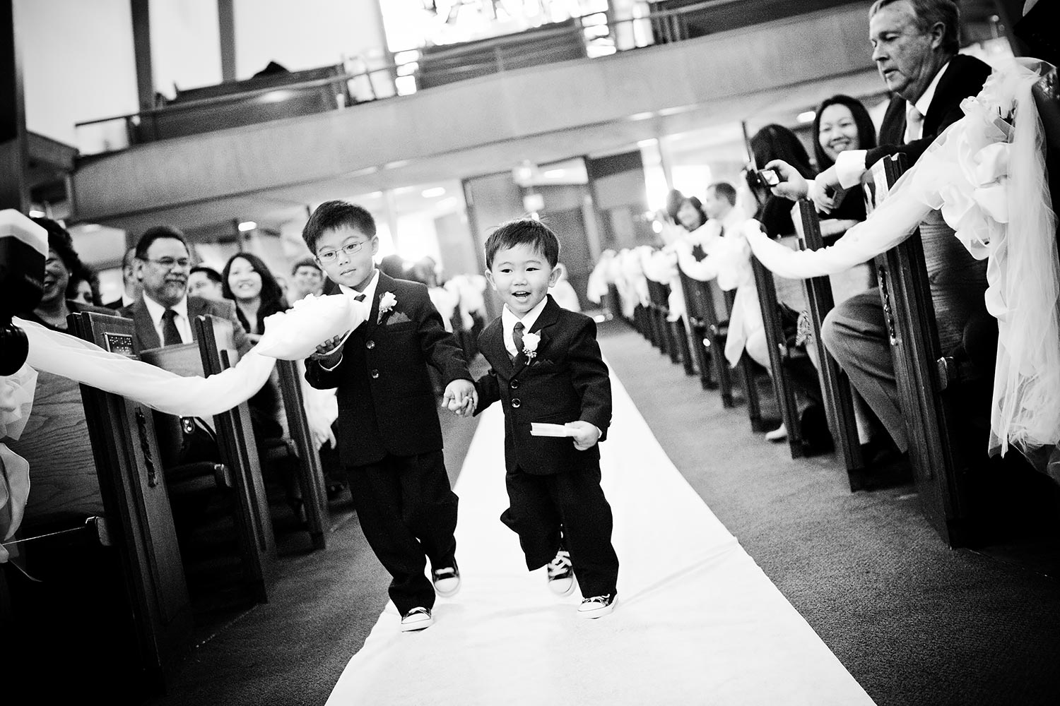 West Anaheim United Methodist Church Wedding | Stephen Grant Photography
